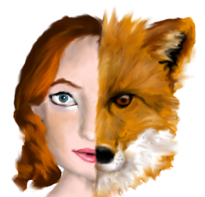 Foxface illustration by CarlyFriendsRock