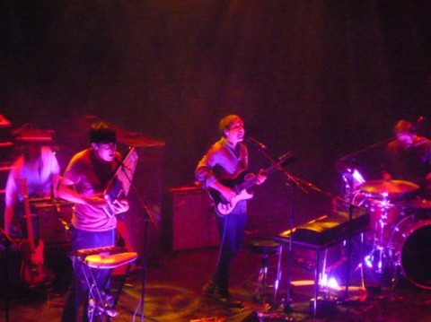 Grizzly Bear play the State Opera House.